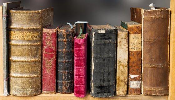 Bücher - Foto von Gerhard G., Pixabay