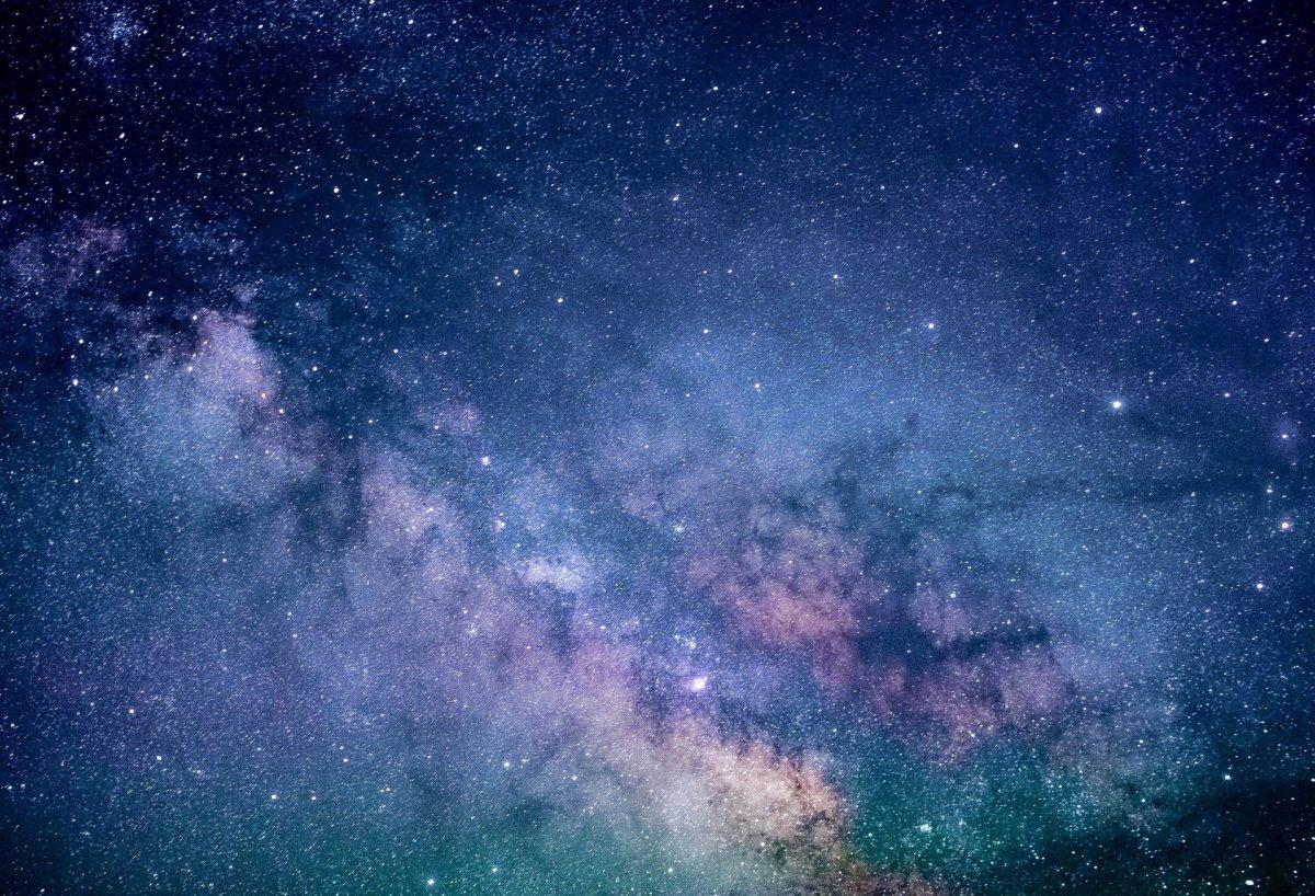 Sternenhimmel - Bild von Pexels auf Pixabay