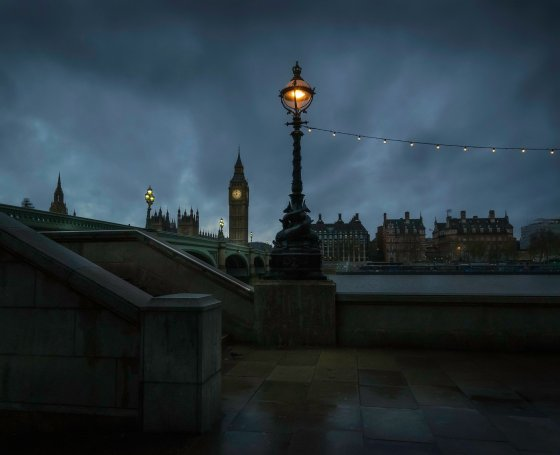 London bei Nacht - Bild von Free-Photos auf Pixabay