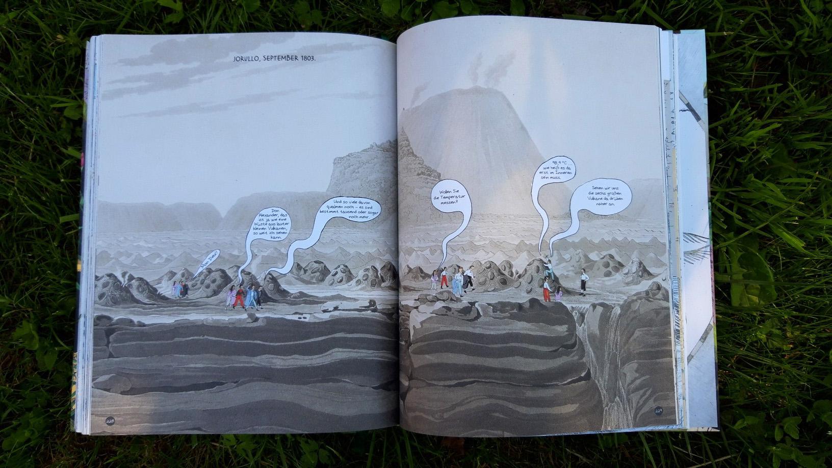 """Blick ins Buch: Andrea Wulf """"Die Abenteuer des Alexander von Humboldt"""""""