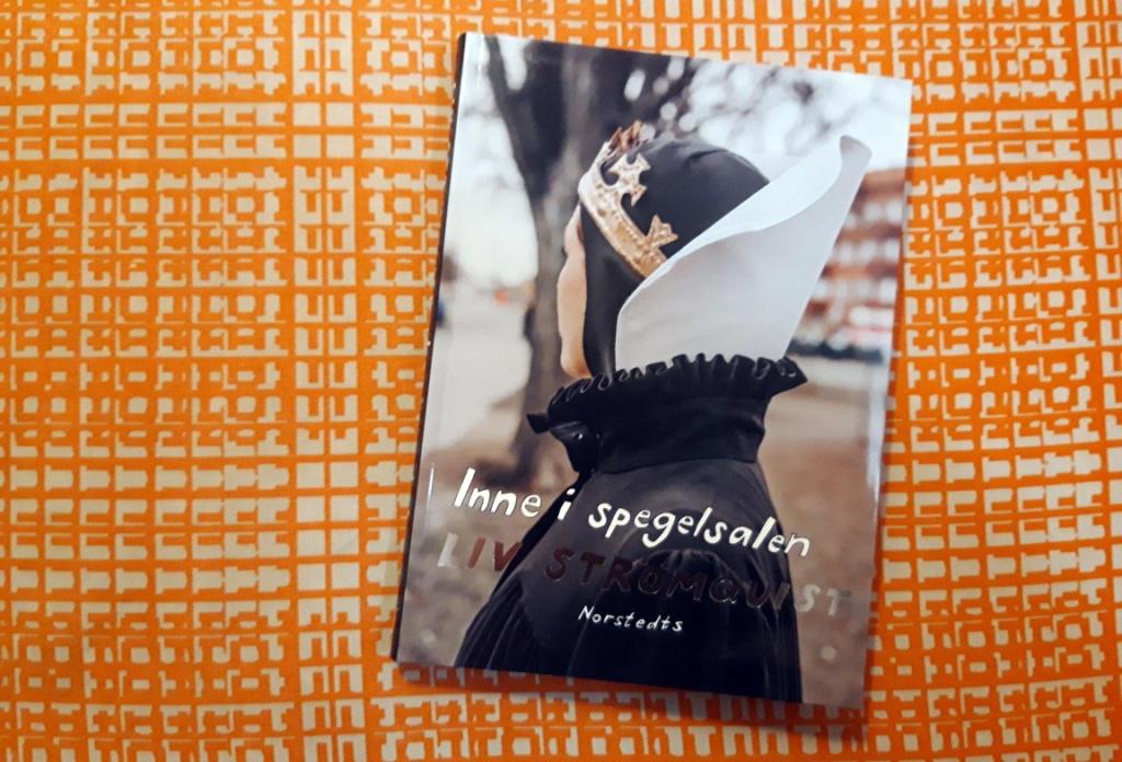 """Cover der Graphic Novel """"Im Spiegelsaal"""" von Liv Strömquists (hier das schwedische Original)"""